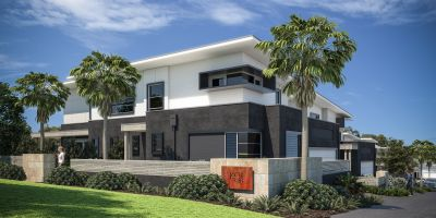 Architecturally designed on the shores of Dolans Bay