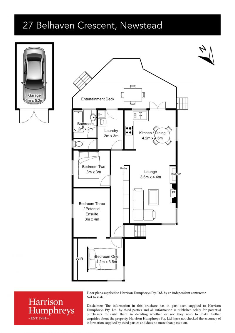 27 Belhaven Crescent Floorplan