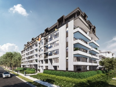 Urban Benchmark And Contemporary Take On Inner City Living