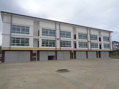 Warehouse for rent in Port Moresby 9 Mile