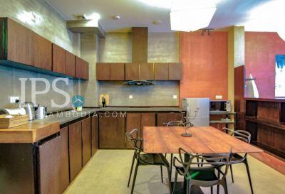 Tonle Bassac, Phnom Penh | House for rent in Chamkarmon Tonle Bassac img 9