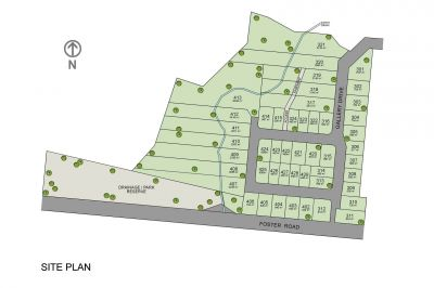 PARKSIDE ESTATE - LOTS SELLING FAST!