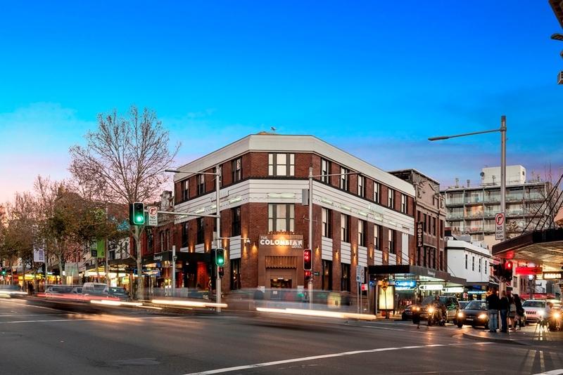 HOTEL EOI - Colombian Hotel, Darlinghurst