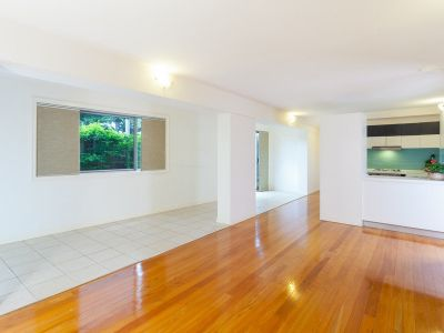 MODERN AND STYLISH TWO BED ROOM APARTMENT WITH BEAUTIFUL FINISHES AND LARGE COURTYARD
