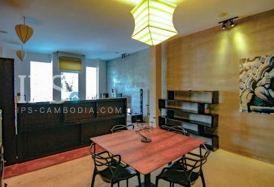 Tonle Bassac, Phnom Penh | House for rent in Chamkarmon Tonle Bassac img 1