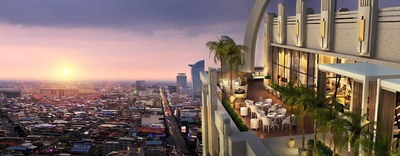 Imperial  Crown Condominium , BKK 1, Phnom Penh | New Development for sale in chamkarmon BKK 1 img 2