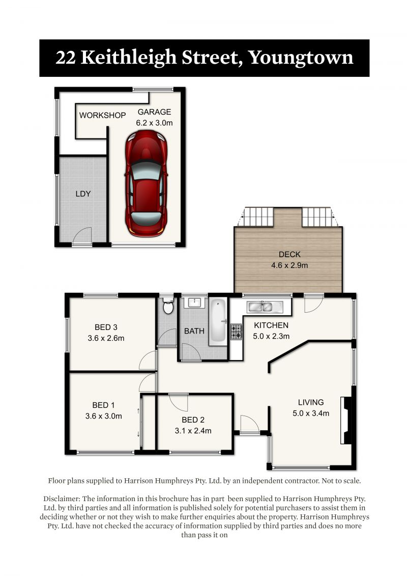 22 Keithleigh Street Floorplan