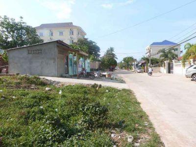 Sangkat Buon, Sihanoukville   Land for sale in Sihanoukville Sangkat Buon img 4