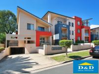 Modern 2 Bedroom Unit. 2 Large Sunny Balconies. Quiet Location. Close To Parks & Transport.