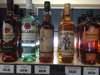 LIQUOR STORE FOR SALE- BASS HILL AREA