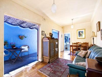 The Blue House - Brimming with Charm, Privacy and Tranquillity. AUCTION THIS SATURDAY