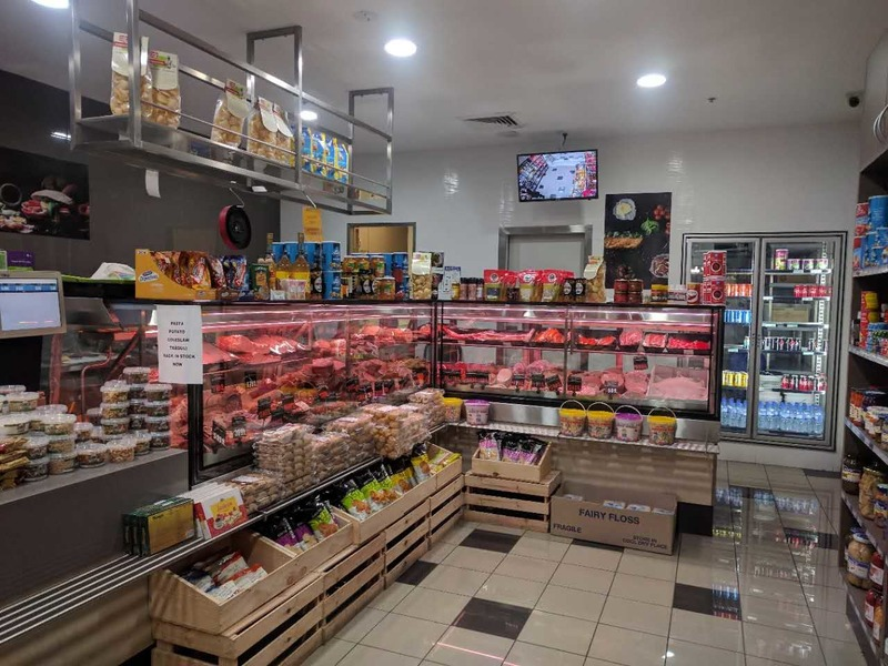 Deli for Sale - Plumpton Shopping Centre Location