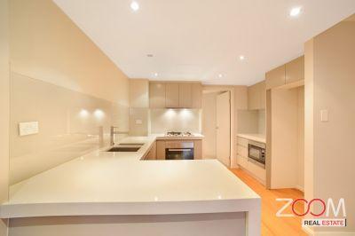 Amazing corner apartment in modern sleek complex