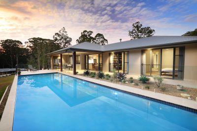 Luxury Lifestyle Home on Acreage