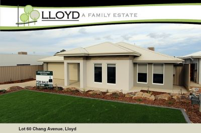 Brand New House+Land Package