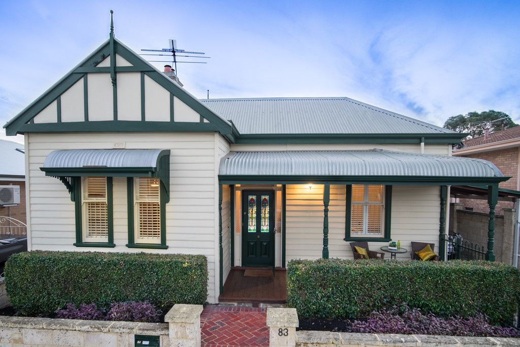 83 Attfield Street, Fremantle