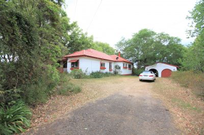 Acreages with development potential