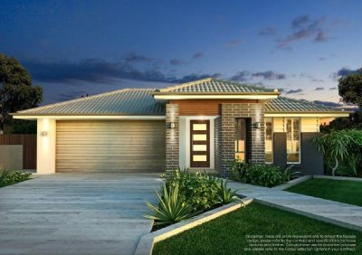 LUXURY BRAND NEW - FIXED PRICE HOME AND LAND