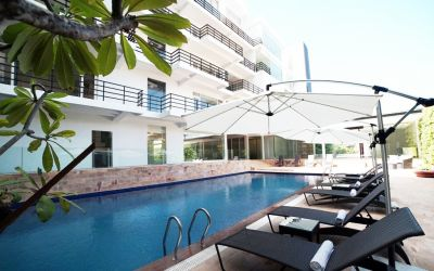 Chamkamorn | From $750 USD, Tonle Bassac, Phnom Penh | Condo for rent in Chamkarmon Tonle Bassac img 0