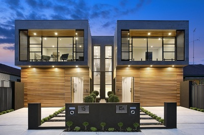 ARCHITECTURALLY DESIGNED TORRENS TITLE MASTERPIECE