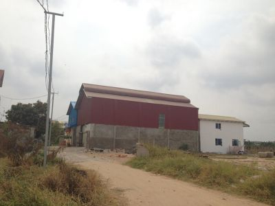 Phnom Penh Thmey, Phnom Penh | Warehouse for sale in Russey Keo Phnom Penh Thmey img 1