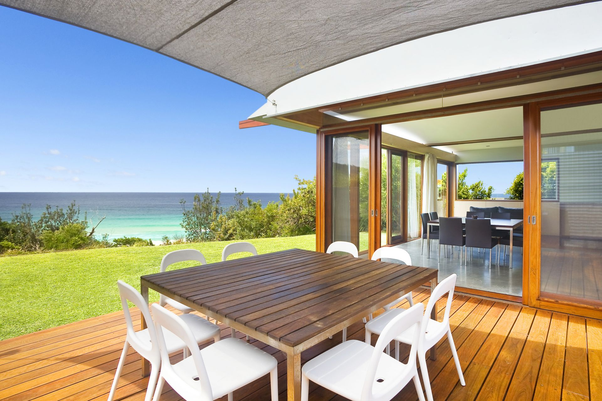 Ferme / Ranch / Plantation pour l Vente à Sea Pearl - A unique and sophisticated design Boomerang Beach, New South Wales,2428 Australie