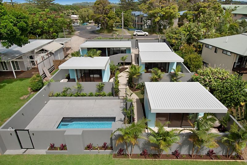 Exclusive Byron Bay Beach Resort