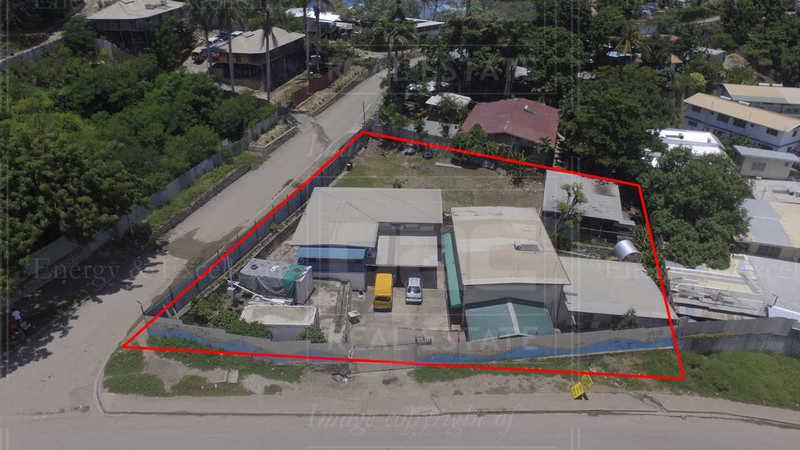 CGB 558: Office, Residence and Land for Sale