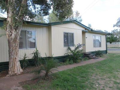 Neat 3 bedroom home with enclosed yard, shed and carport
