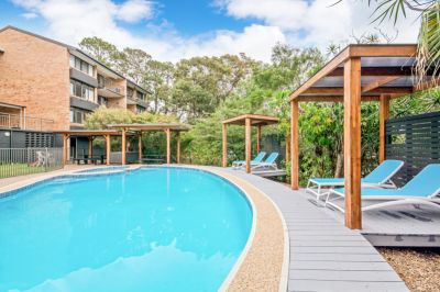 Spacious Two Bedroom Unit Walk To Beach In Alex Heads