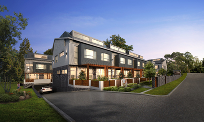 UPPER NORTH SHORE TOWNHOUSE DEVELOPMENT SITE!