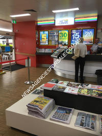 NEWSAGENCY – NSW Mid North Coast ID#3737145 – Excellent shopfit