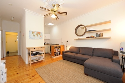 Its back! - This perfectly located unit is just off the Parade!
