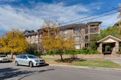 21/14-18 Water Street, Hornsby