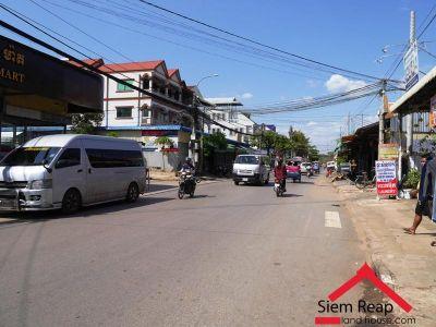 Sala Kamraeuk, Siem Reap   Land for sale in  Siem Reap Sala Kamraeuk img 3