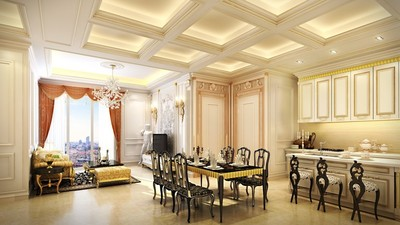 Imperial  Crown Condominium , BKK 1, Phnom Penh | New Development for sale in chamkarmon BKK 1 img 7