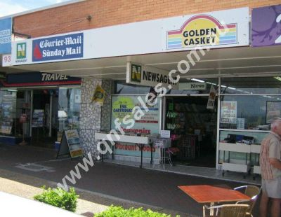 NEWSAGENCY - BRISBANE NORTH BAYSIDE -  Sensational Starter in a very desirable location ID# 108736