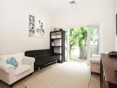Situated in a great location!
