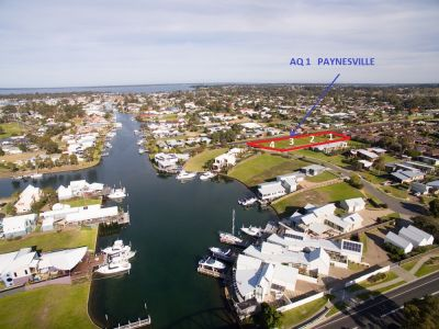 A RARE FIND: LOT 1, 1 ADMIRAL'S QUAY, PAYNESVILLE