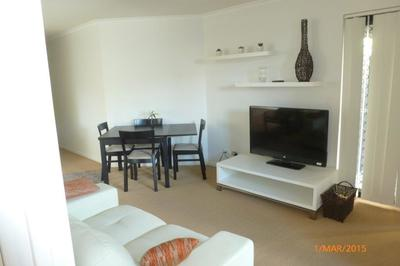 Terrific - Fully furnished, one bedroom apartment