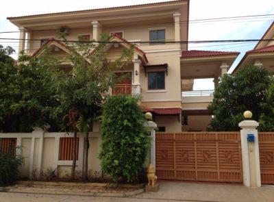 Phnom Penh Thmey, Phnom Penh | Villa for rent in Russey Keo Phnom Penh Thmey img 0