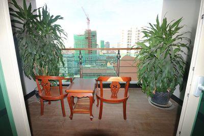 BKK 1, Phnom Penh | Condo for rent in Chamkarmon BKK 1 img 11