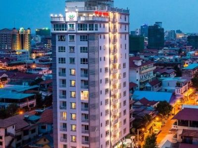 2/105 105, BKK 1, Phnom Penh | Condo for sale in Chamkarmon BKK 1 img 0