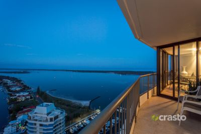 SPECTACULAR BROADWATER SUB-PENTHOUSE