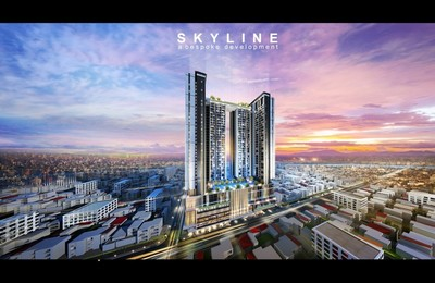 The  Skyline Condominium, Veal Vong, Phnom Penh | New Development for sale in 7 Makara Veal Vong img 8