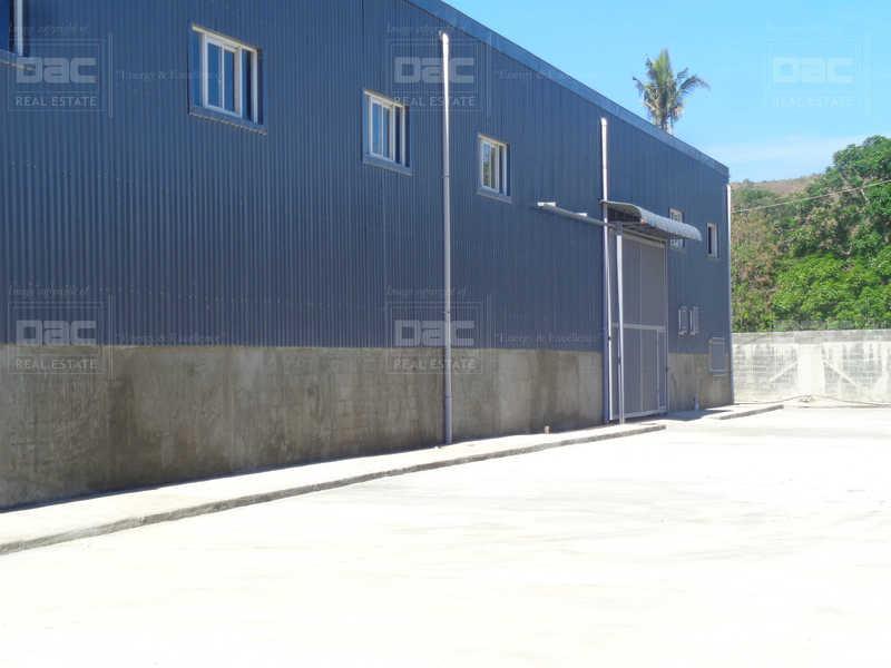 OA790-6: 2000 sqm Warehouse