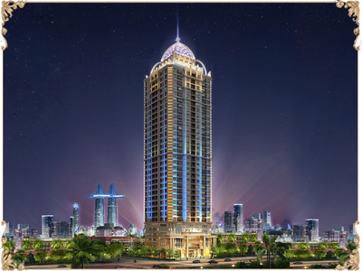 Imperial  Crown Condominium , BKK 1, Phnom Penh | New Development for sale in Chamkarmon BKK 1 img 0