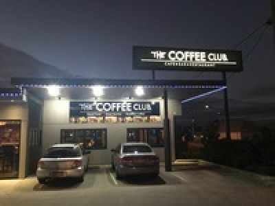 FOR SALE THE COFFEE CLUB WARWICK - $449K PLUS SAV