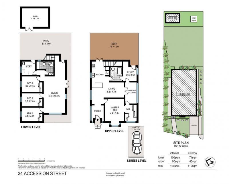 34 Accession Street Bardon 4065
