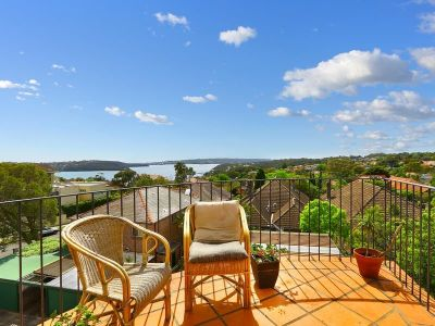 Unbeatable views and a superb lifestyle setting